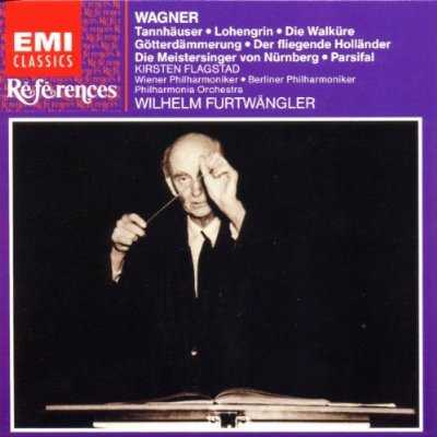 Furtwängler: Wagner - Operatic Extracts (2 CD, FLAC)
