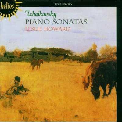 Howard: Tchaikovsky - Piano Sonatas (APE)
