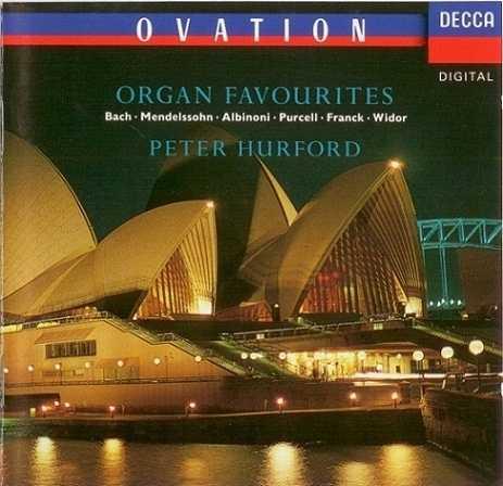 Peter Hurford - Organ Favourites (APE)