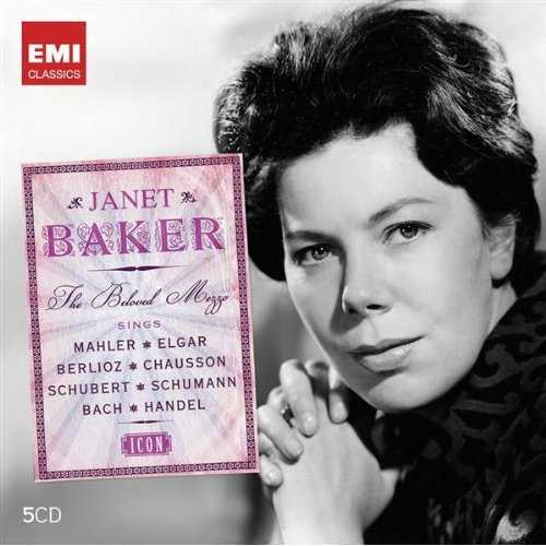 EMI Icon: Janet Baker - The Beloved Mezzo (5 CD box set, APE)