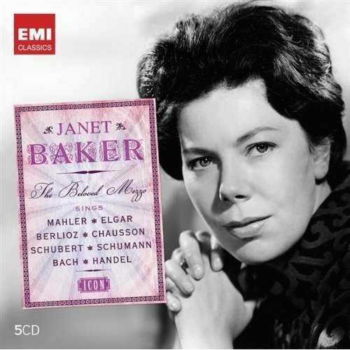 EMI Icon: Janet Baker - The Beloved Mezzo (5 CD box set, APE)