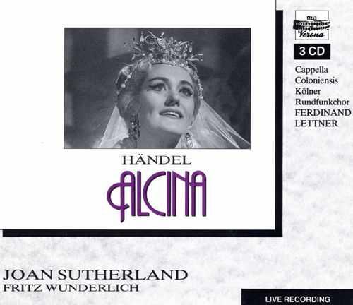 Leitner: Handel - Alcina (3 CD, APE)