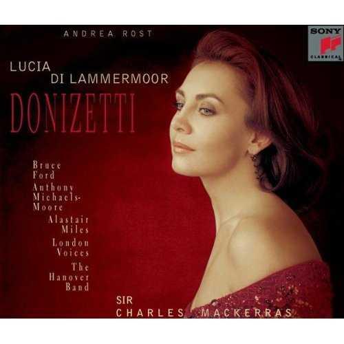 Mackerras: Donizetti - Lucia di Lammermoor (2 CD, APE)
