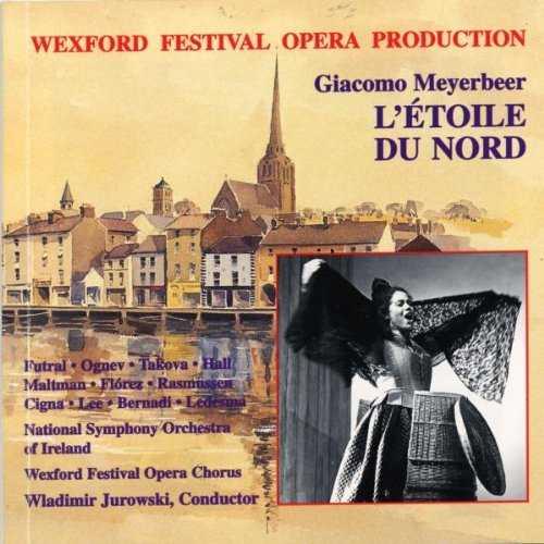 Meyerbeer - L'Étoile du Nord (3 CD, APE)