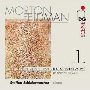 Morton Feldman - Steffen Schleiermacher - Early Piano Works