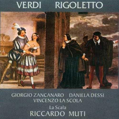 Muti: Verdi - Rigoletto (2 CD, APE)