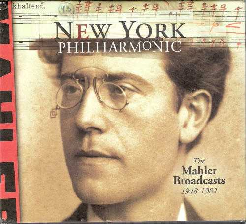 New York Philharmonic - The Mahler Broadcasts 1948 - 1982 (12 CD box set, FLAC)