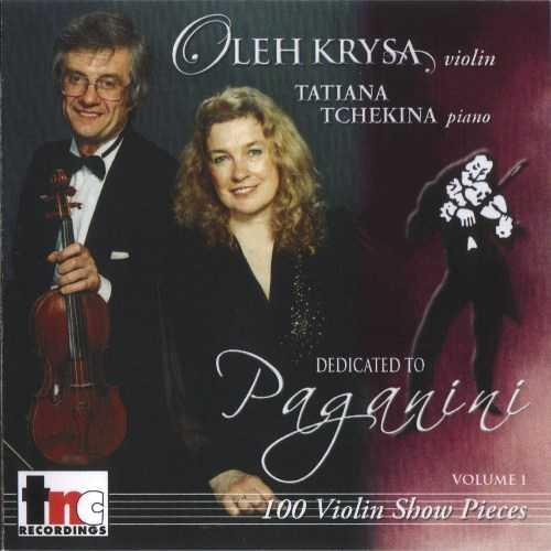 Krysa, Tchekina play Paganini (FLAC)