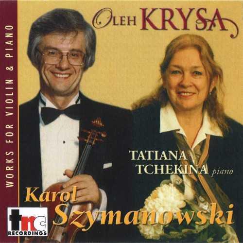Krysa, Tchekina play Szymanowski(FLAC)
