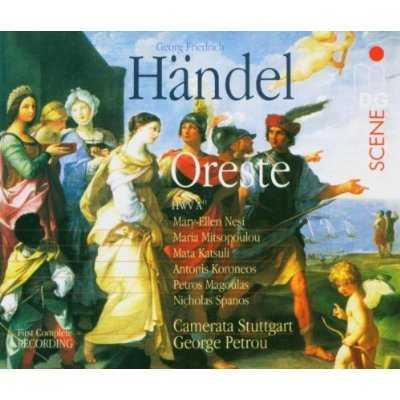Petrou: Handel - Oreste (2 CD, APE)