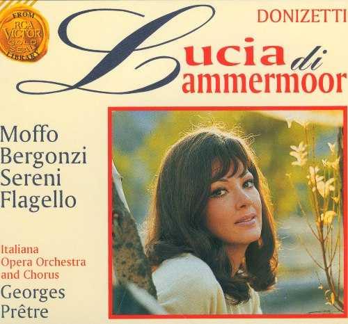 Pretre: Donizetti - Lucia di Lammermoor (2 CD, APE)