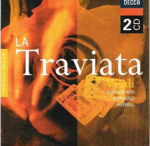 Pritchard: Verdi - La Traviata (2 CD, APE)