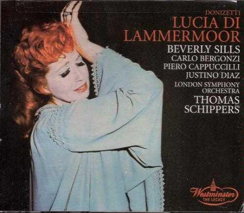 Schippers: Donizetti - Lucia di Lammermoor (2 CD, APE)