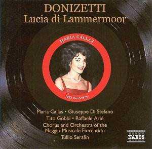 Serafin: Donizetti - Lucia di Lammermoor (2 CD, APE)