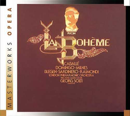 Solti: Puccini - La Boheme (2 CD, APE)