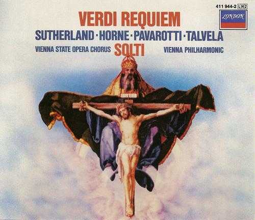 Solti: Verdi - Requiem (2 CD, APE)