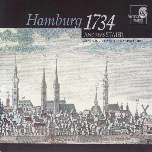 Staier: Handel - Hamburg 1734 (FLAC)