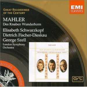 Szell: Mahler - Des Knaben Wunderhorn (FLAC)