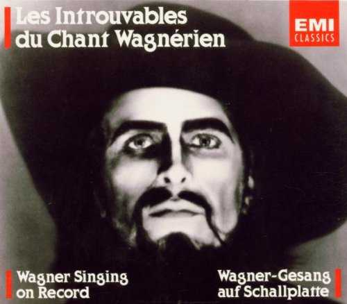 Les Introuvables Du Chant Wagnérien (4 CD, APE)
