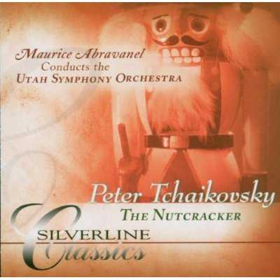 Abravanel: Tchaikovsky - The Nutcracker (DVD-A, ISO)