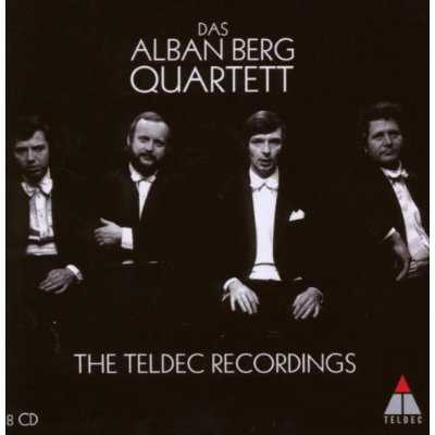 Das Alban Berg Quartett - The Teldec Recordings (8 CD box set, APE)