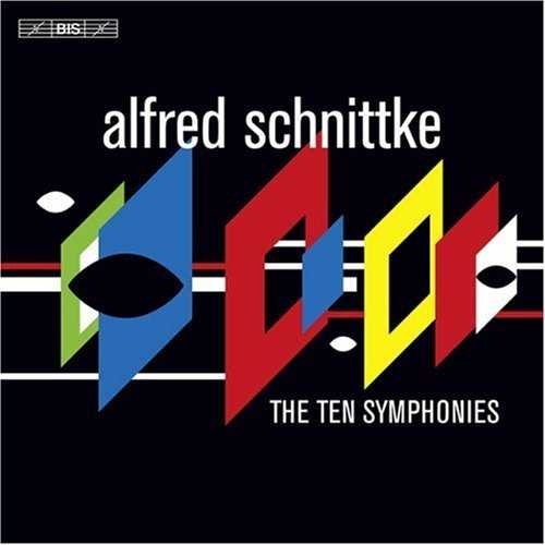 Alfred Schnittke - The Ten Symphonies (6 CD box set, FLAC)