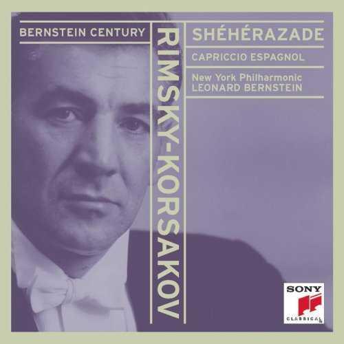 Bernstein: Rimsky-Korsakov - Scheherazade, Capriccio Espagnol (FLAC)