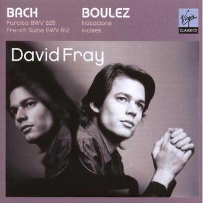 David Fray Plays Bach & Boulez (APE)