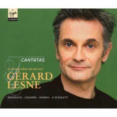 Gerard Lesne - Cantatas (5 CD, FLAC)