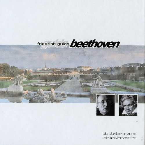 Gulda: Beethoven - Die Klavierkonzerte, Die Klaviersonaten (12 CD box set, APE)