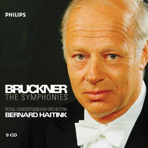 Haitink: Bruckner - The Symphonies (9 CD box set, APE)