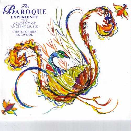 Hogwood: The Baroque Experience (5 CD box set, FLAC)