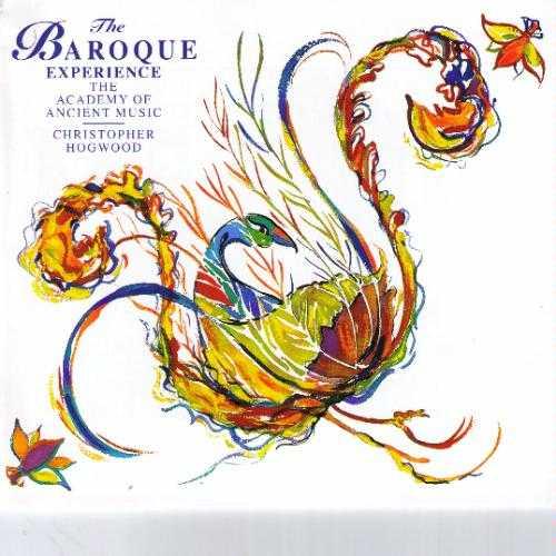 Hogwood: The Baroque Experience (5 CD box set, FLAC)