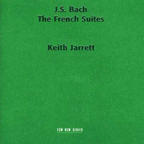 Jarrett: Bach - French Suites (2 CD, FLAC)