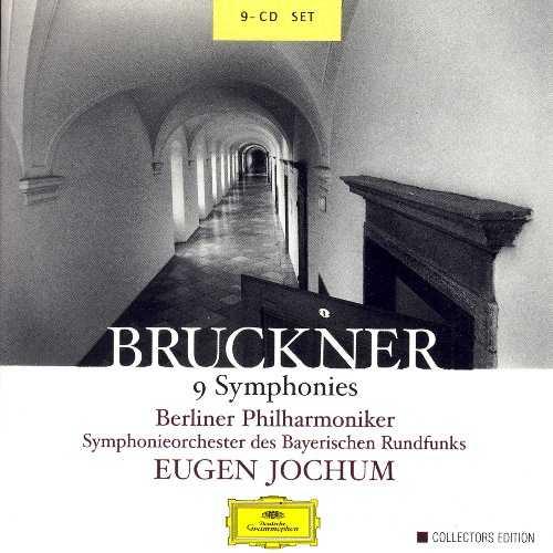 Jochum, BPO: Bruckner Symphonies (9 CD, APE)