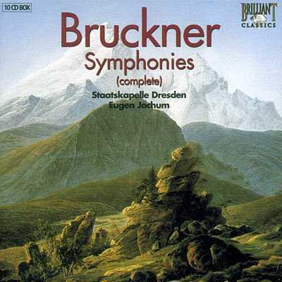 Jochum, Skrowaczewski: Bruckner Symphonies (10 CD box set, FLAC)