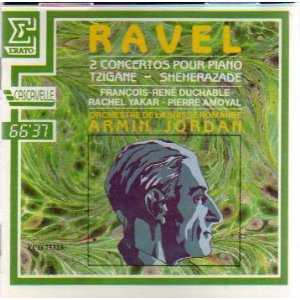 Jordan: Ravel - 2 Concertos pour Piano, Tzigane, Sheherazade (APE)
