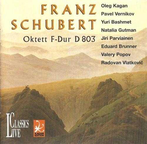 Schubert - Octett in F major D 803 (APE)