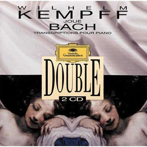 Kempff: Bach - Transcriptions pour Piano (2 CD, FLAC)