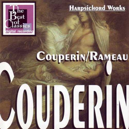 Malcolm: Couperin, Rameau - Harpsichord Works (FLAC)