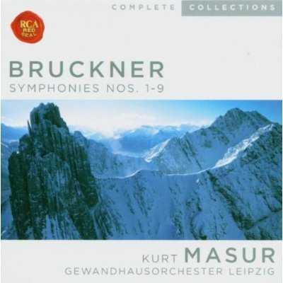 Masur: Bruckner Symphonies (9 CD, APE)