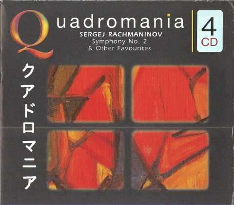 Rachmaninov - Symphony no.2 & Other Favourites (4 CD, APE)