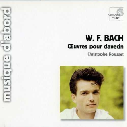 Rousset: W.F. Bach - Oeuvres pour clavecin (FLAC)