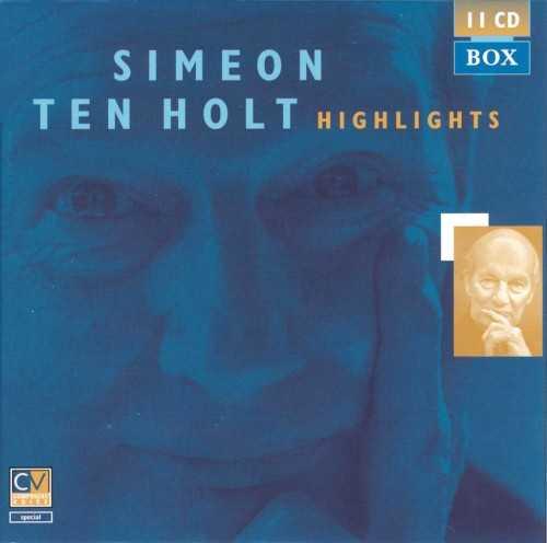 Simeon Ten Holt - Highlights (11 CD box set, FLAC)
