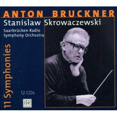 Skrowaczewski: Bruckner - 11 Symphonies (12 CD box set, FLAC)