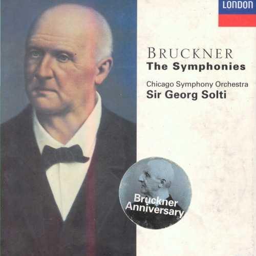 Solti: Bruckner Symphonies (10 CD box set, APE)