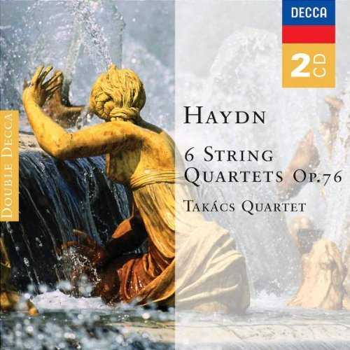 Takacs Quartet: Haydn - 6 String Quartets, op. 76 (2 CD, FLAC)