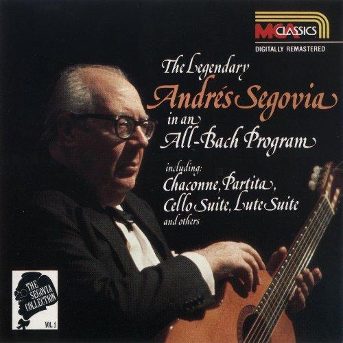 The Segovia Collection (7 CD, FLAC)