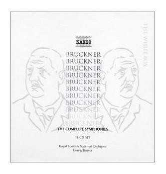 Tintner: Bruckner - The Complete Symphonies (11 CD box set, FLAC)