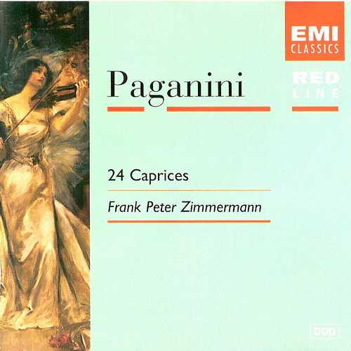 Zimmermann: Paganini - 24 Caprices (APE)